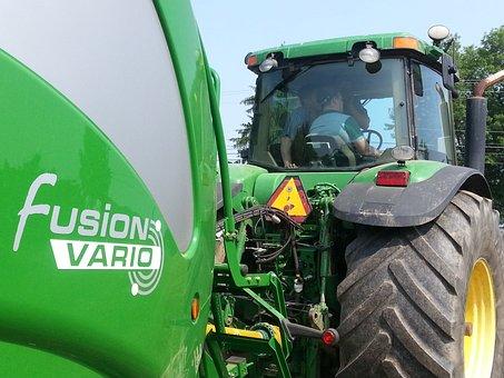 Mchale, Baler, Tractor, Fusion, Vario