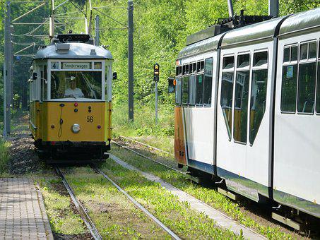 Tram, Gotha, Overland Tramway