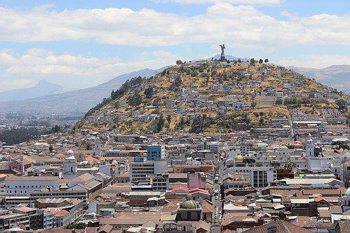 Quito, Ecuador, Travel, Latin, View, Tourism, Landmark