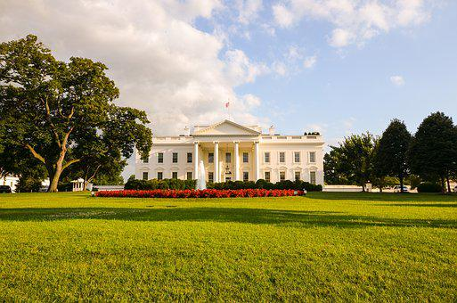 Usa, White House, America, Washington D, C