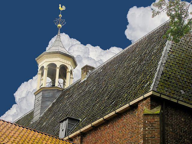 Storm Washers, Wind Cock, Church Bell, Church Building