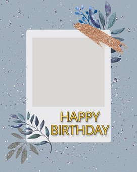 Happy Birthday, Birthday, Greetings, Birthday Card