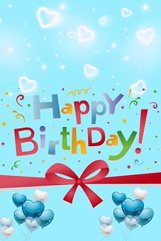 Happy Birthday, Birthday, Greetings, Birthday Card