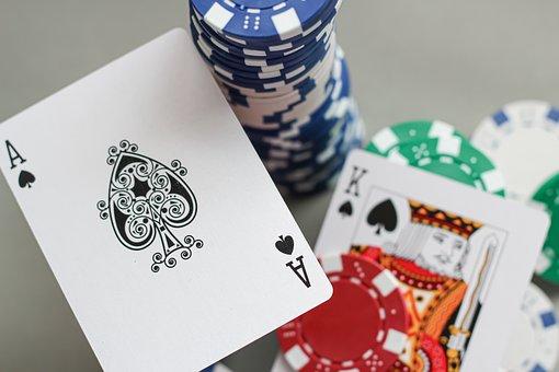 Casino, Poker, Blackjack, Play, Cards, Gamble, Ace