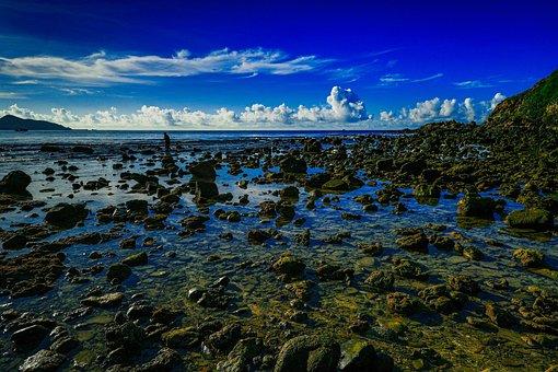 Rocks, Rocky Beach, Coast, Rocky Coast, Coastline