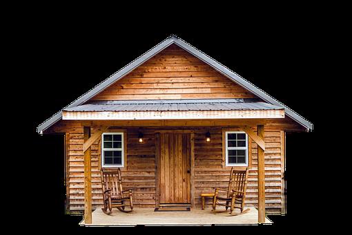Cabin, Wooden, Cottage, House, Log Cabin, Wooden Cabin