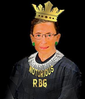 Judge, Woman, Crown, Supreme Court, Justice