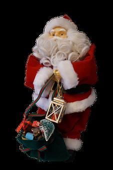 Christmas, Santa, Santa Claus, December, Father