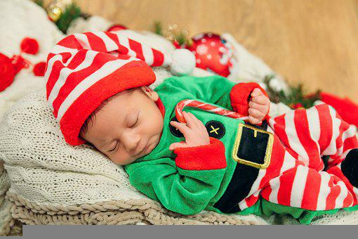 Child, Christmas, Elf, Celebration, Kid, Decoration