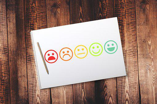 Smileys, Customer Satisfaction, Review, Feedback