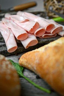 Meat, Ham, Food, Culinary, Gourmet, Pork, Fresh, Meal