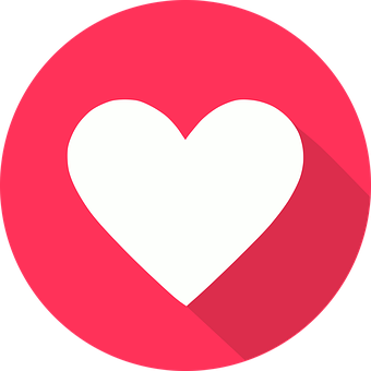 Heart, Button, Like, Icon, Social Media, Internet