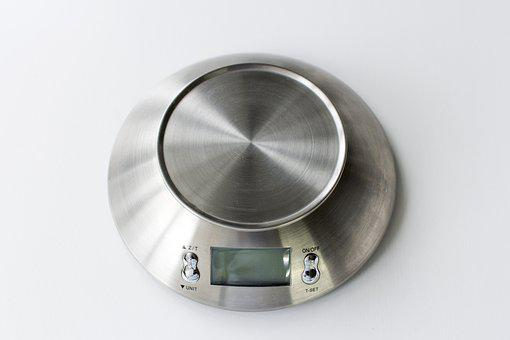 Scale, Weight, Measurement, Kilogram, Libra, Kitchen