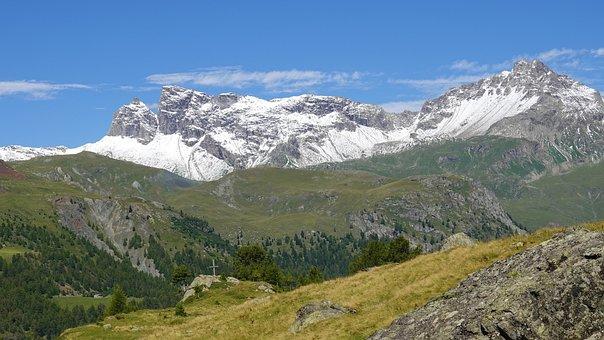 Alps, Mountains, Snow Mountains, Alpine, Mountain Range