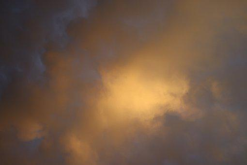 Clouds, Sky, Cloudy Sky, Dark Sky, Cloudscape