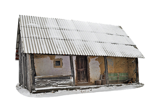 Cabin, Cottage, Snow, Wooden, House, Log Cabin