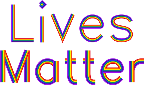Typography, Font, Lives Matter, Justice, Humanity, Law