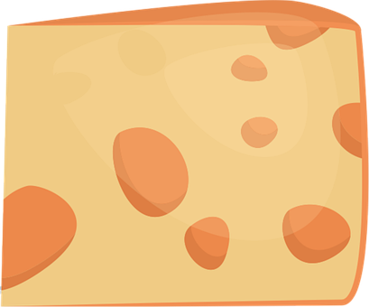 Dairy Product, Cheese, Food, Diet, Slice, Healthy
