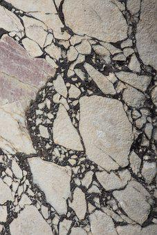 Marble, Fragments, Texture, Material, Wall, Stone