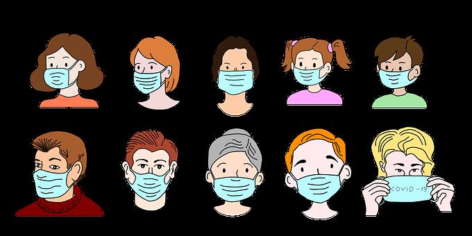 Face Mask, Mask, Coronavirus, Surgical Masks, Covid-19
