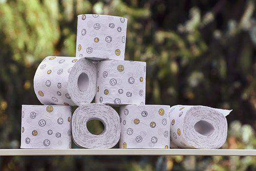 Toilet Paper, Stock, Covid-19, Pandemic, Coronavirus