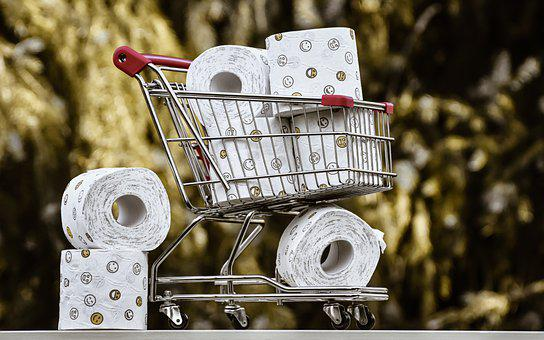 Your Shopping Cart Contains, Toilet Paper, Horten