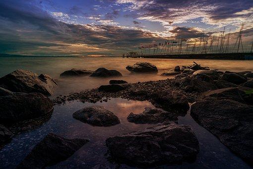 Beach, Rocks, Sea, Rocky Beach, Coast, Rocky Coast