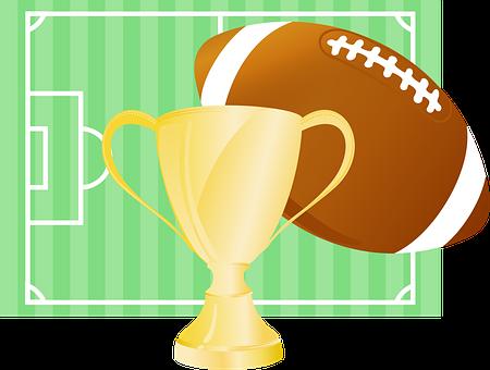 Football, Cup, Gold, Field, Sport, Championship, Winner
