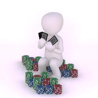 Gamble, Avatar, Playing, Poker Chips, Cards, Chips