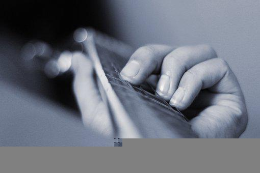 Guitar, Strings, Instrument, Hand, Musician, Music