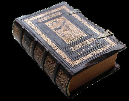Bible, Book, Closed, Closed Book, Hardbound Book