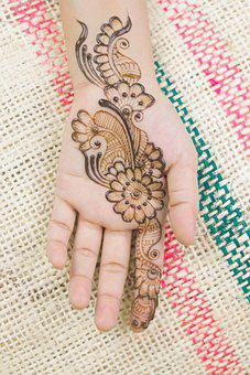 Hand, Mehndi, Henna, Art, Decoration, Fashion, Female