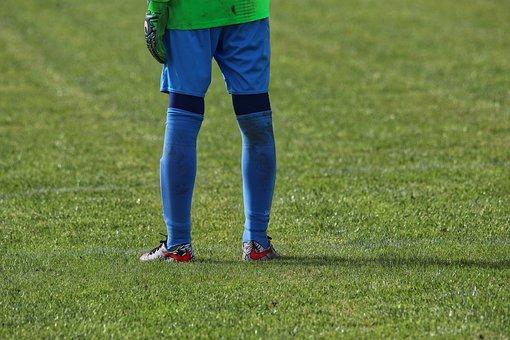 Youth Football, Goalkeeper, Soccer, Football, Sport