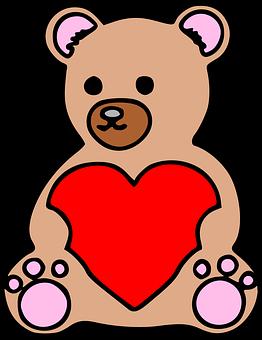 Bear, Teddy Bear, Toy, Cute, Children's Toy, Plush