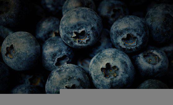 Blueberries, Soft Fruit, Blue Fruits, Background, Eat