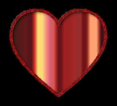 Heart, Love, Celtic Knot, Passion, Valentine, Romance