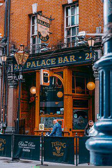 Pub, Irish Pub, Ireland, Facade, Architecture, Masonry