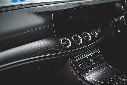 Car, Interior, Luxury, Panel, Dashboard, Auto, Vehicle