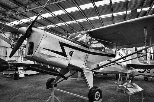 Biplane, Classic, Aircraft, Vintage, Aviation, Airplane