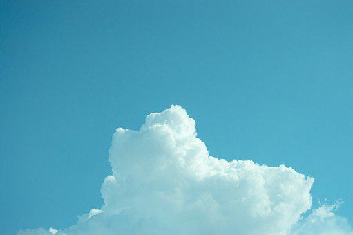 Clouds, Sky, Atmosphere, Cloudscape, Blue Sky