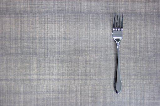 Fork, Cutlery, Silverware, Metal, Tool, Silver