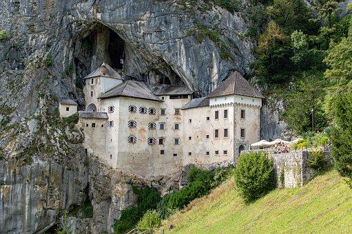 Mountain, Architecture, Castle, Landmark, Cave Castle