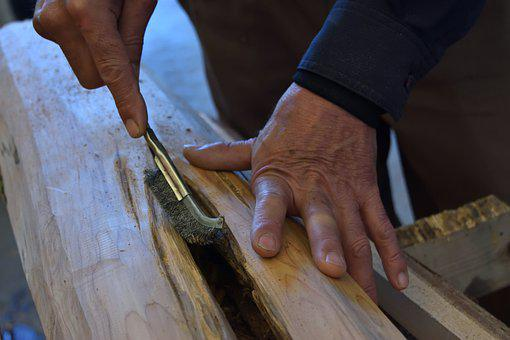 Carving, Craftsman, Woodwork, Equipment, Craft, Wood