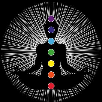 Body, Chakras, Meditation, Yoga, Aura, Energy, Human