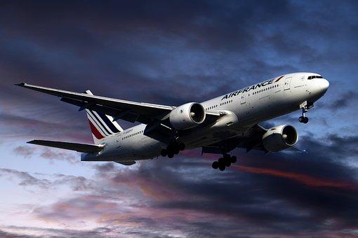 Aircraft, Transport, Flight, Airplane, Passenger Plane
