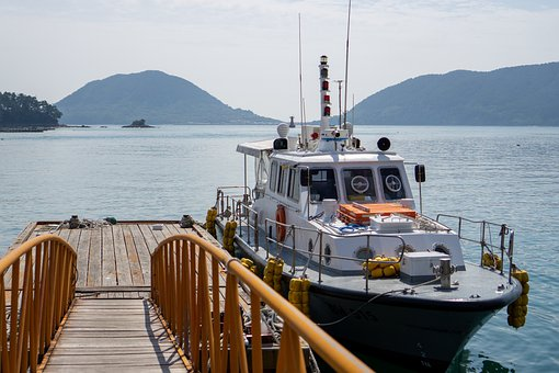 Dock, Boat, Harbor, Port, Motorboat, Watercraft, Bay