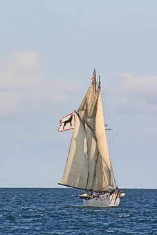 Sailing Boat, Sea, Boat, Sailing, Ship, Boating