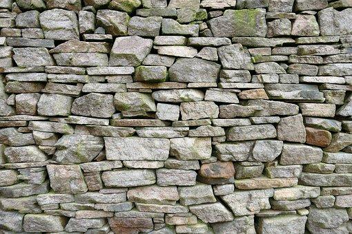 Stones, Rocks, Wall, Texture, Rustic, Dry Stone