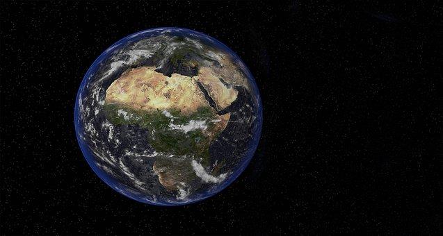 Space, Planet, Earth, World, Cosmos, Universe, Galaxy