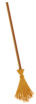 Broom, Sweep, Icon, Cleaning, Object, Sweeping